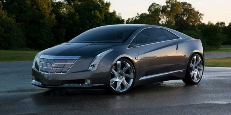 Cadillac ELR Will Be A Luxury