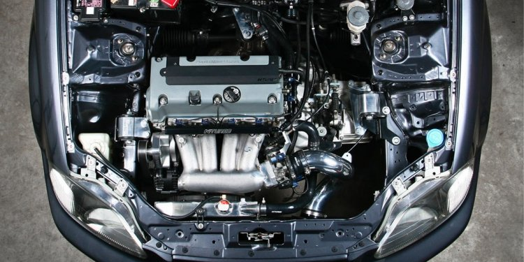 Engine tuning and car