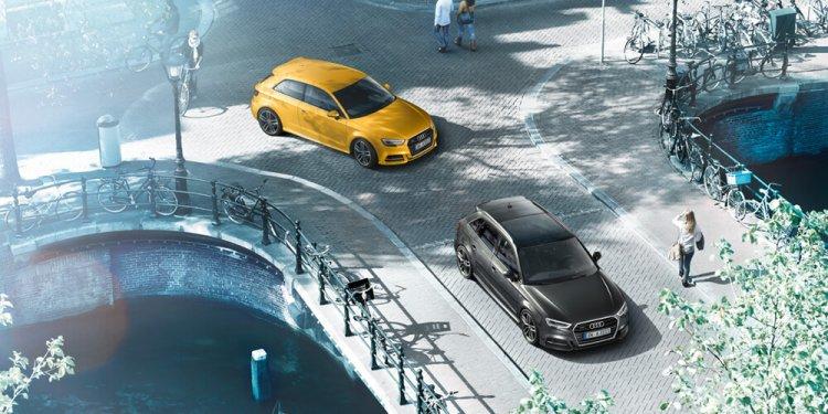 Build Your Audi