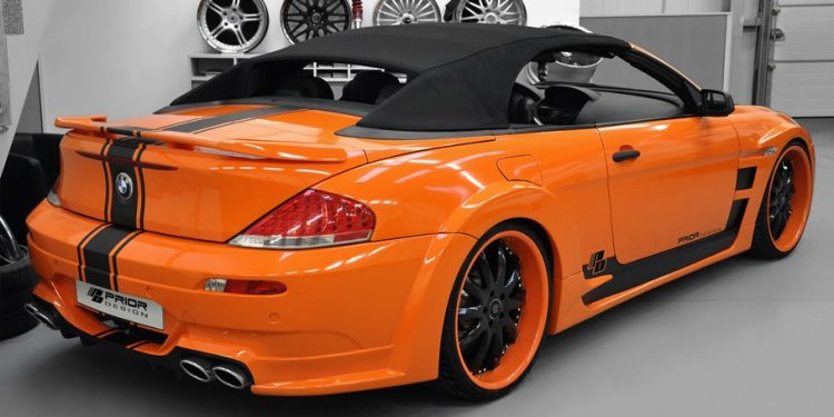Best Modified car 2015