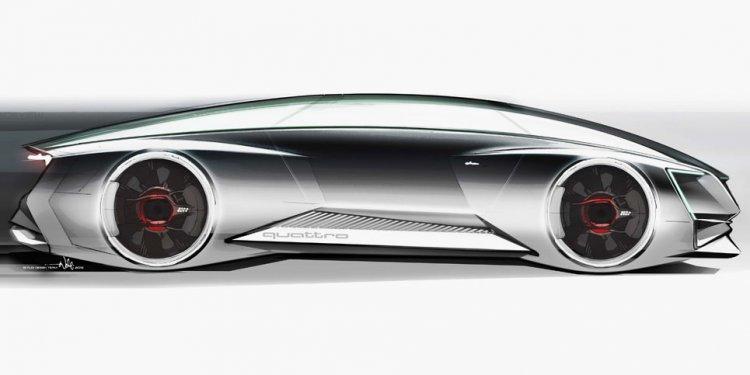 Virtual Car Design Game Vision