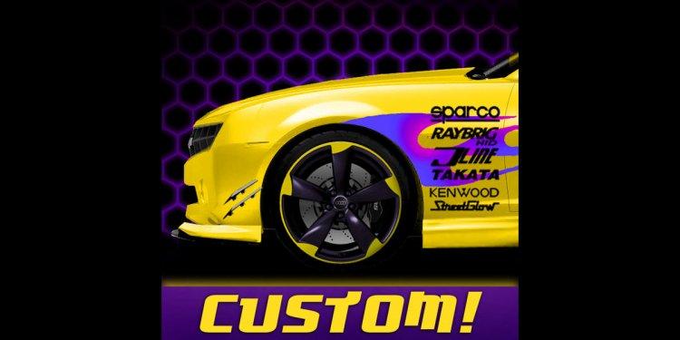 Cars.tomizer - Customize Your