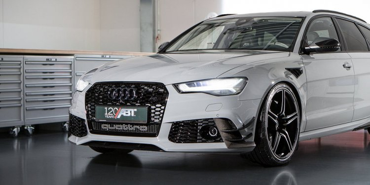 RS6 1 of 12 735 HP/920 Nm