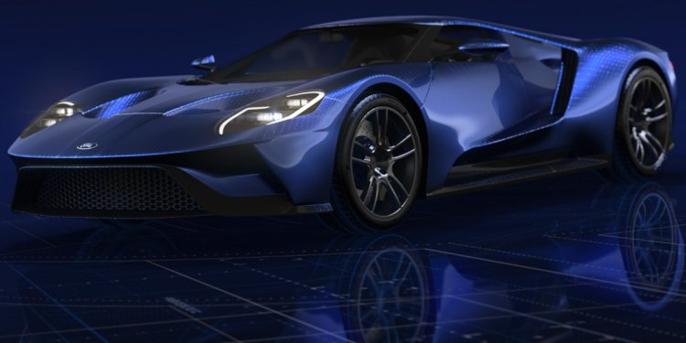 Ford Launches Online 3D