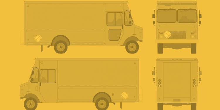 Free Food Truck Template