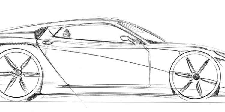 Drawing Cars From Side View06