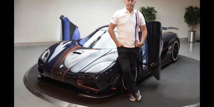 Koenigsegg Stylish Designer