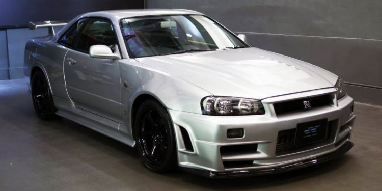 This heavily-tuned Nismo