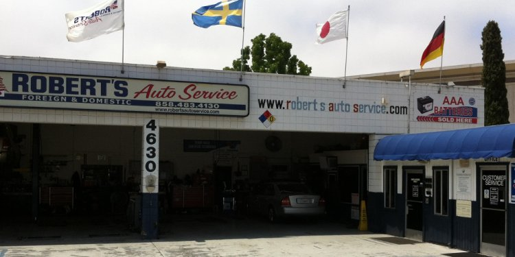 Robert s Auto Service - Street