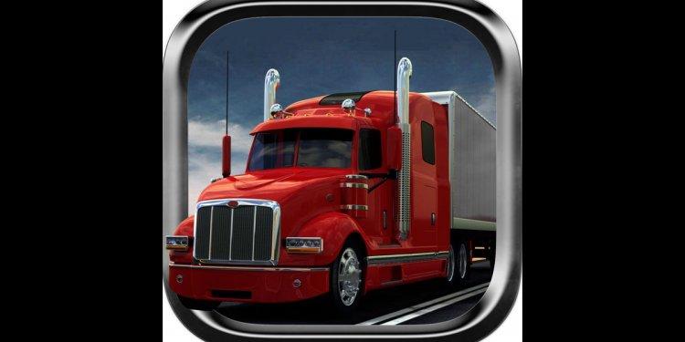 Truck Simulator 3D on the App
