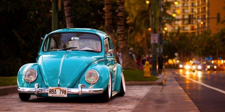 Volkswagen Beetle Street