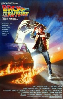 Back To The Future Theatrical release poster [Photo: Wikimedia Commons]