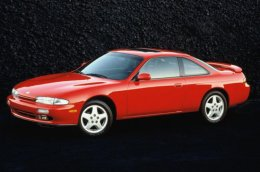 The Nissan 240SX was slightly underpowered but incredibly capable in the handling department