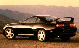 The Supra may be poised for a return after Toyota's debut of the FT-1 concept