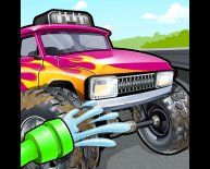 Design cars games